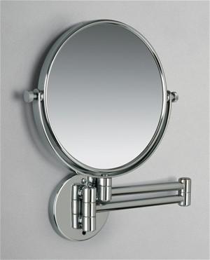 Miller Classic Chrome Bathroom Reversible 3x Magnifying Roun From Dkb