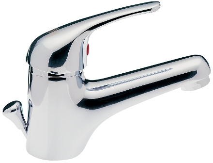 images/TRE MERCATI MODENA CHROME LEVER MONO BASIN MIXER TAP with POP-UP WASTE, 95060