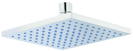 HUDSON REED CHROME SQUARE FIXED SHOWER HEAD, A3088