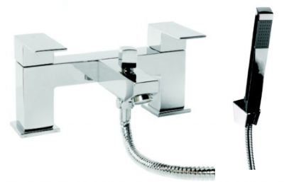 CLEARANCE CASSELLIE FORM CHROME BATHROOM BATH SHOWER MIXER TAP, FRM002