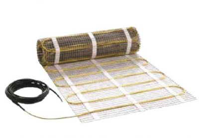 IMPEY (2.0 sq.m) ELECTRIC UNDER FLOOR DOUBLE-CORE 200W HEAT MAT (100 Watts/sq.m), AM2.0/V2