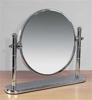 miller bathroom mirrors miller classic chrome bathroom 3x magnifying 13647
