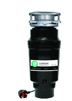 CARRON PHOENIX CARRONADE ELITE WD500+ 1/2 HP CONTINUOUS-FEED WASTE DISPOSAL, CE-50