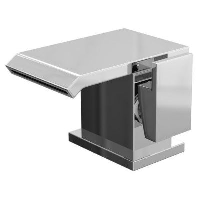 CASSELLIE FAZENDA SINGLE LEVER CHROME BATHROOM MONO BASIN MIXER TAP, FAZ001