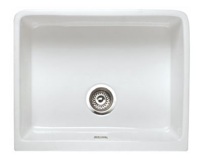 images/RAK GOURMET SINK 2 - BELFAST STYLE WHITE SINGLE BOWL CERAMIC SINK, GOSINK2