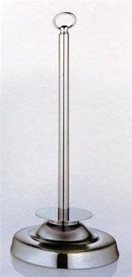 CLEARANCE MILLER CLASSIC/JL CHROME BATHROOM FREE STANDING SPARE ROLL HOLDER, J5659C
