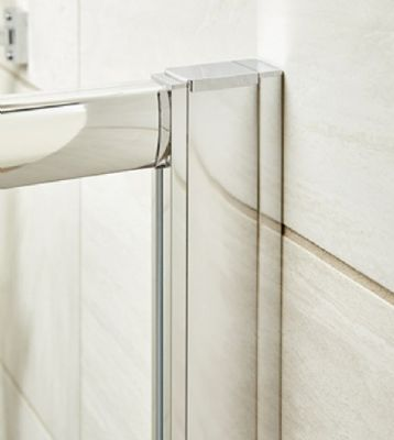 ULTRA PREMIER BATHROOM COLLECTION PACIFIC CHROME EXTENSION PROFILE, PEK185