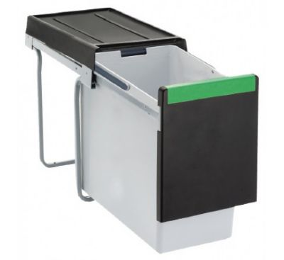 SPECIAL OFFER CARRON PHOENIX LINEA 130 WASTE SORTER BIN 30L, 130